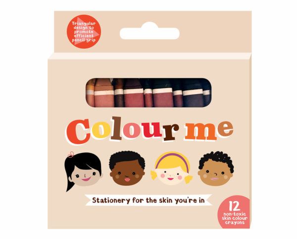 Skin Colour Crayons | Colour Me Crayons
